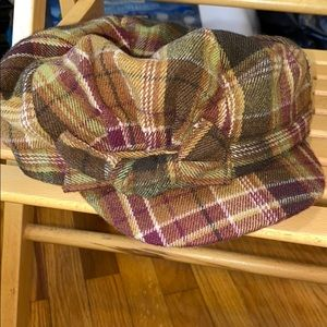 """(David and Young """"D&Y"""") Chic Pageboy Hat"""